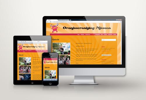 oranjevereniging-nijeveen-Responsive-website